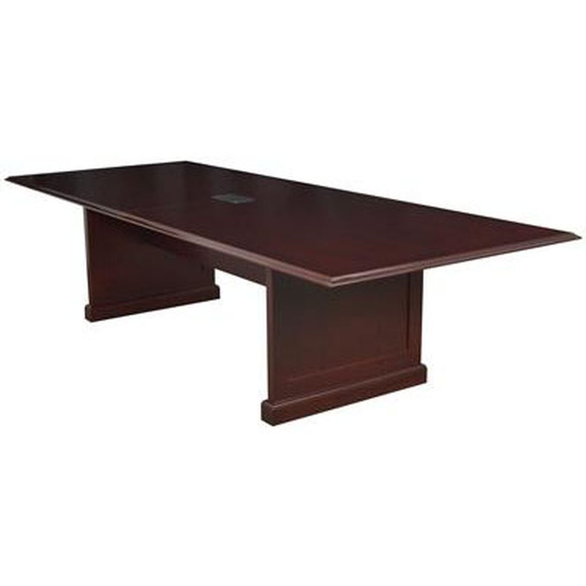 Conference Table With Power TVCTRCMH SchoolFurnitureLesscom - 144 conference table