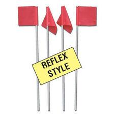 Reflex Four Corner Flag Set