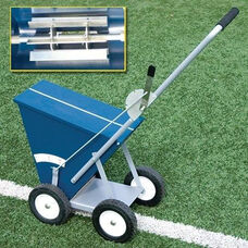 Alumagoal® All-Steel Dry Line Marker with 4 Wheels