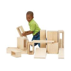 Jr. Hollow Blocks