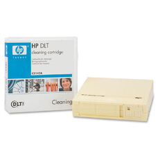 Hewlett-Packard Dlt Tape Head Cleaning Cartridge