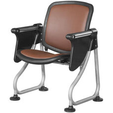 Ready Link Row Starter Chair with Tablet - Maroon