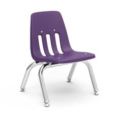 9000 Classic Series Stack Chair with 10