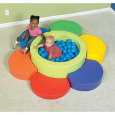 Flower Petal Soft Ball Pool