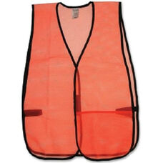 Occunomix General Purpose Safety Vest - Orange