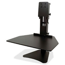 Victor Technology High Rise Sit-Stand Desk Converter