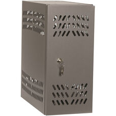 CPU Small Mountable Locker - Light Gray