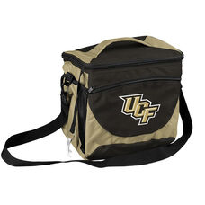 University of Central Florida Team Logo 24 Can Cooler