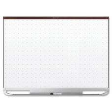Quartet Prestige 2 Total Erase Magnetic Whiteboards - White - Mahogany