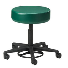 Hands Free Foot Activated Pneumatic Stool