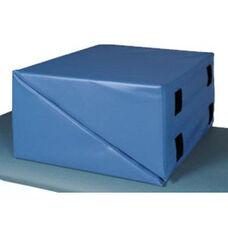 Multi-Function Twin Wedge - Set of 2 - Medium Blue Vinyl