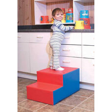 Multicolor Soft Step Stool - 24