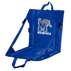 University of Memphis Team Logo Bi-Fold Stadium Seat