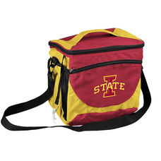 Iowa State University Team Logo 24 Can Cooler