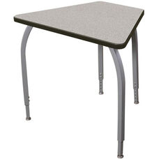 ELO Connect 8 High Pressure Laminate Desk with Adjustable Legs and 1.25