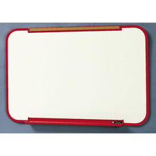 1200 Series Markerboard with Aluminum Frame - 144