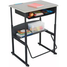 AlphaBetter® Desk with 28