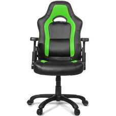 Mugello Ergonomic Enhanced Gaming Chair - Green
