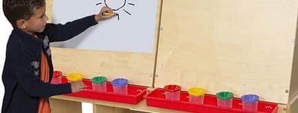 School Art Room